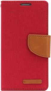 OM Flip Cover for Mi Redmi Note 4