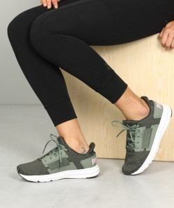 8e4ce898caa677 Puma Enzo Street Knit Interest Wn s Training   Gym Shoes For WomenGreen