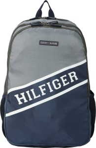 9e44c691 Tommy Hilfiger Mid 29 7 L Backpack Blue Grey Best Price in India ...