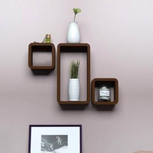 Onlinecrafts wooden wall shelf Wooden Wall Shelf