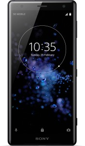 Sony Xperia XZ2 (Liquid Black, 64 GB)