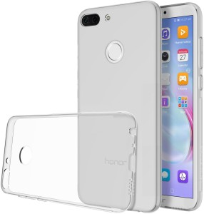 huge discount f382d b81a5 Cooldone Back Cover for Honor 9NTransparent, Grip Case, Flexible Case