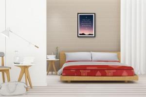 SLEEP SPA SOFT BOUNCE PREMIUM ORTHOPAEDIC 4 inch Queen High Density (HD) Foam Mattress