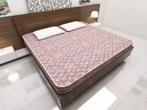 competitive price 7513b eb107 Comfortis Budget Orthopedic King Size/ Double Bed Coir Mattress  _Sensillo_Admire_80X72X5 - Limited Period offer buy now and get Two Recron  Pillows ...