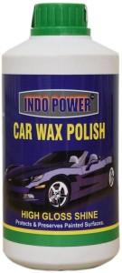 INDOPOWER CAR WAX POLISH 1kg. Liquid Vehicle Glass Cleaner
