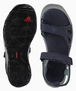 6c98dc250d2b6 ADIDAS Men TRABLU RAWGRN SILVMT Sports Sandals Best Price in India ...