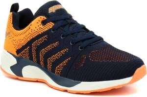 Sparx Men SM-332 Black Orange Running Shoes For Men