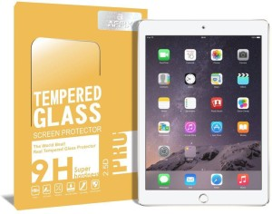 Affix Tempered Glass Guard for Apple iPad (6th Gen) [9.7 Inch]