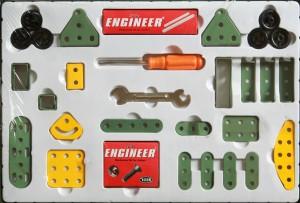Fair Amigoz Battlefield Little Engineer Mechanical Kit for Juniors