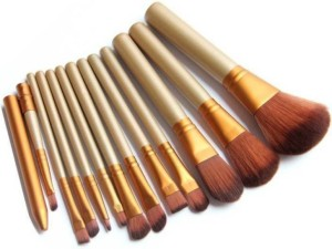 skinplus makeup brushes set soft & silky