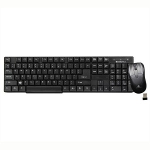 43b05b8826f Zebronics Companion 6 Wireless Keyboard and Mouse Combo with Auto Off  Wireless Desktop Keyboard
