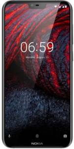 Nokia 6.1 Plus (4GB, 64 GB)  (16MP+5MP|16MP Camera )