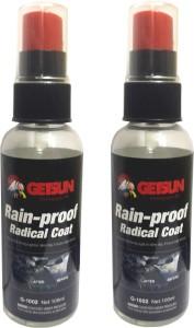 GetSun Rain Proof Radical Coat Spray Liquid Vehicle Glass Cleaner