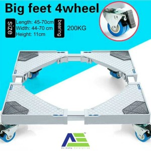 Aviksha Enterprise Washing Machine Stand