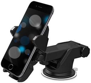 SG Retails Hub Car Mobile Holder for Dashboard, Windshield, Anti-slip, Clip