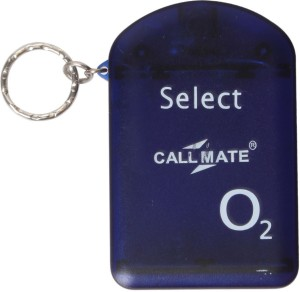 Callmate 800 mAh Power Bank (PB0710003B, O2 Emergency Charger Without Cell)