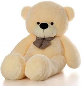 Arvel creamhug able teddy / soft teddy / plush teddy /imported teddy /birthday gift teddy  - 96.28 cm