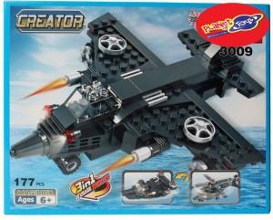 Planet of Toys 177 Pcs Building Blocks For Kids, Children