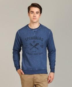 Flying Machine Full Sleeve Printed Men's Sweatshirt