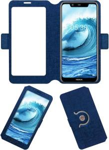 ACM Flip Cover for Nokia 5.1 Plus