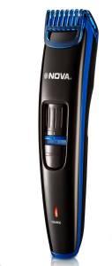 Nova Prime Series NHT 1086 USB Cordless Trimmer for Men