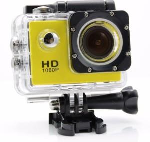 bagatelle sports no one Camera 1080 P Go Pro Style Sports and Action Camera (Black 12 MP) 12 Sports & Action Camera