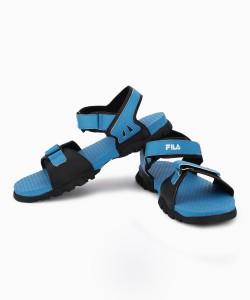 Fila Men RYL BLU BLK Sports Sandals