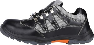 1cf6ca93c55bfb Acme Sin X Safety Shoe with Steel Toe Casuals For Men Black Best ...
