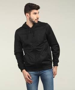 Wrangler Full Sleeve Solid Men Jacket