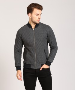 Arrow New York Full Sleeve Solid Men Sweatshirt