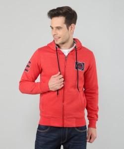 Breil By Fort Collins Full Sleeve Solid Men's Sweatshirt