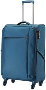VIP SPACELITE 4W STR 59 SMALL BLUE Expandable  Cabin Luggage - 21 inch