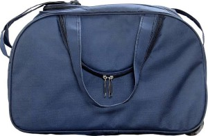 56d6617efa22 Inte Enterprises (Expandable) b002 Duffel Strolley Bag ( Blue )