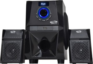 e52a525f8c7 Oscar OSC-2140BT 2.1 Channel With Digital Display Bluetooth Fm And Aux  Connectivity 2.1 Home Cinem ( Multimedia Home Theatre System )
