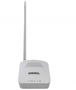 Digisol Gepon ONU with 300mbps wifi router-DGGR1310 Router