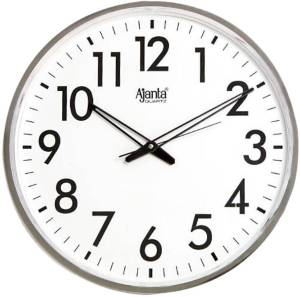 Ajanta Analog 5 cm X 28 cm Wall Clock