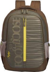 Skybags VOGH LP BACKPACK (E) OLIVE 33 L Laptop Backpack