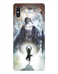 Crackndeal Back Cover for Mi Redmi Note 5 Pro