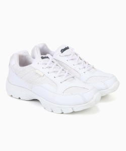 77cedf7ee175 Bata Boys Lace Running Shoes White Best Price in India