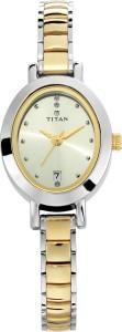 Titan 2599YL01 Watch  - For Women