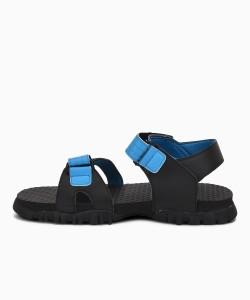 4a786c19d5879 Fila Men BLK RYL BLU Sports Sandals Best Price in India