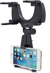 Buy Genuine Universal Mobile Car Rear View Mirror Mount Best Buy Cradle Mobile Holder