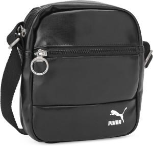 f16b12c1a4 Puma Men   Women Casual Black PU Sling Bag