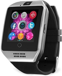 a8bb7112902 Liddu Certified Touch Screen Bluetooth Mobile Phone Wrist Watch with Camera    SIM Card Support 4G