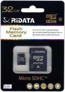 Mobile Memory Card (Upto 35% off)