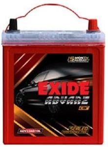 Exide Car Battery >> Exide Fea0 Advz34b19l 32 Ah Battery For Car