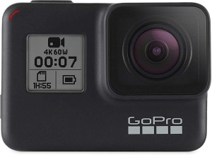 GoPro 7 (Black 12 MP) Sports and Action Camera