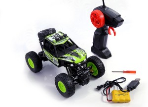 9885769a84 Tiny s World Dirt Drift Remote Controlled Rock Crawler RC Monster Truck