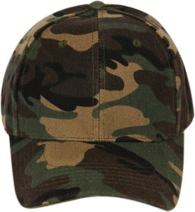 99c395d93f65 BnB Solid Unisex Cotton Adjustable Baseball Army Cap Best Price in India