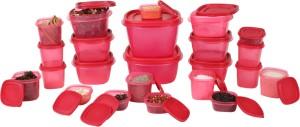 Flipkart SmartBuy  - 2000 ml, 1500 ml, 600 ml, 500 ml, 250 ml, 125 ml Plastic Grocery Container